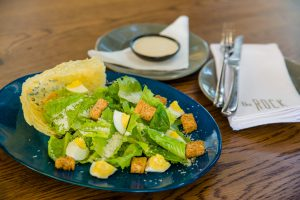 Champagne Caesar Salad - Lunch or Dinner