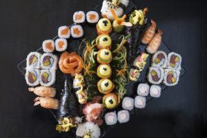 TheRock - Sushi Platter